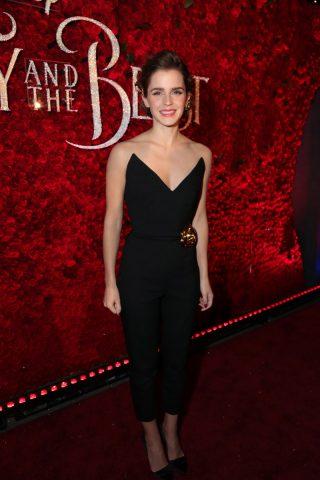 Emma Watson Promo La Belle et Bête 9