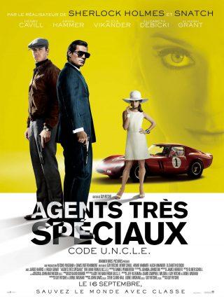 Affiche du film Agents très spéciaux Code UNCLE