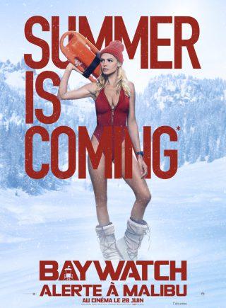 Affiche du film Baywatch Alerte a Malibu 2