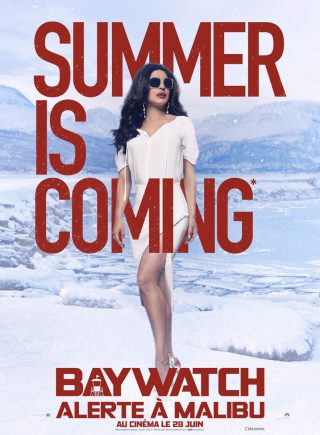 Affiche du film Baywatch Alerte a Malibu 5
