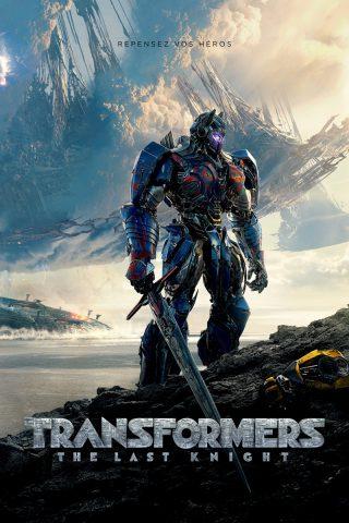 Affiche du film Transformers 5 The Last Knight