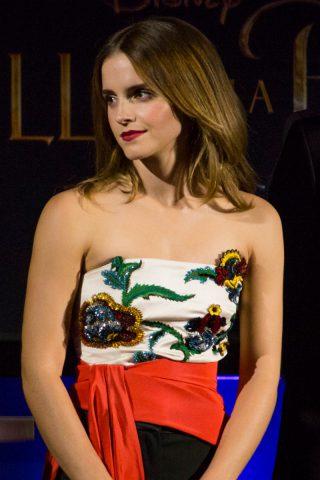 Emma Watson Promo La Belle et Bête
