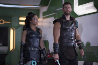 Photo tournage du film Thor 3 Ragnarok 6