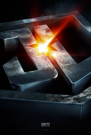 Affiche du film Justice League (version USA)