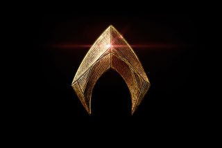 Justice League Logo Aquaman