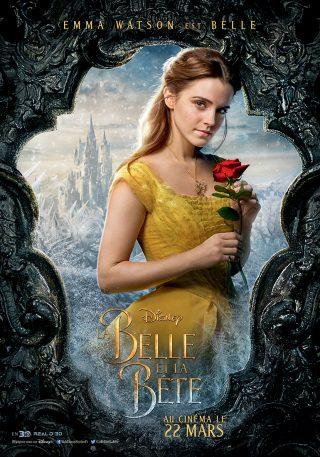Affiche du film La Belle et la Bête Personnage Belle