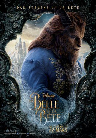 Affiche du film La Belle et la Bête Personnage La Bête