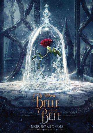 Affiche du film La Belle et la Bête affiche teaser