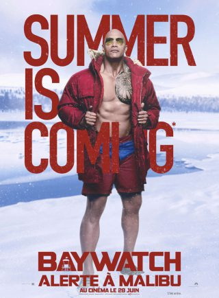 Affiche du film Baywatch Alerte a Malibu