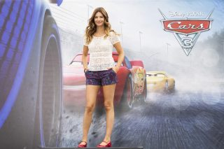 Photo de l'actrice Alice Pol 2 (Cars 3)