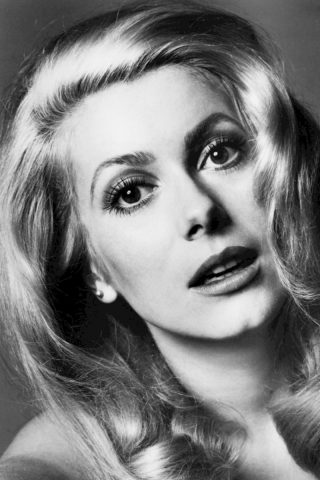 Photo de l'actrice Catherine Deneuve 1