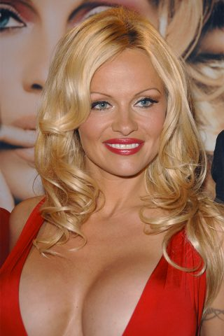 Photo de l'actrice Pamela Anderson 02