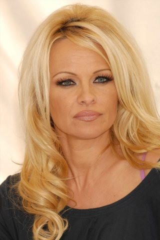 Photo de l'actrice Pamela Anderson 01
